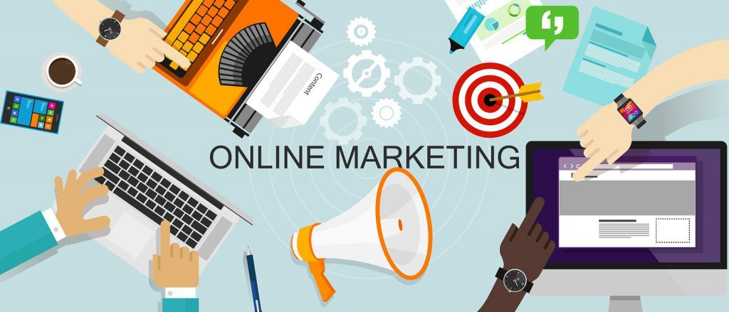 Perkembangan Dunia Marketing Online