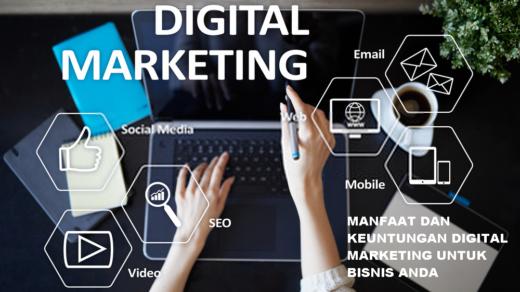 Pemanfaatan Website Yang Digunakan Untuk Marketing Online