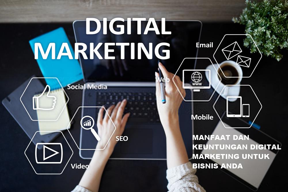 Kegunaan Digital Guna Bisnis Yang Anda Jalankan